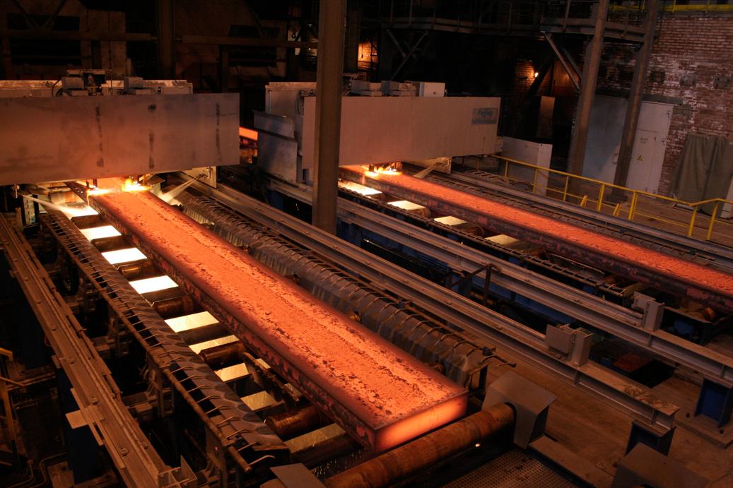 Комплекс непрерывной разливки стали