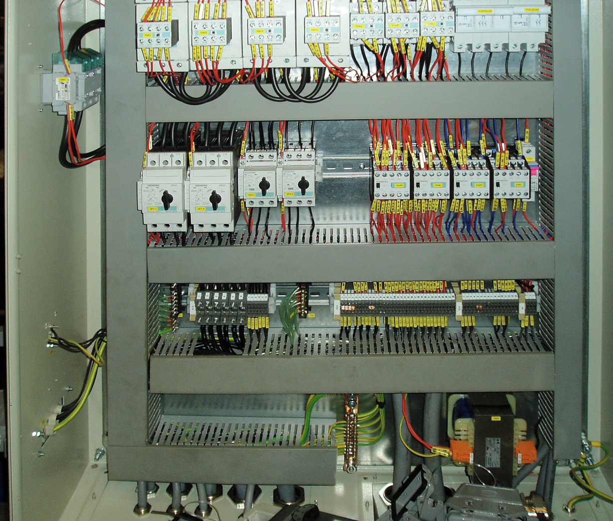 ELECTRIC INSTALLATION WORKS