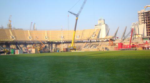 Стадион НСК «Олимпийский»